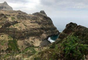 Küstenweg von Ponta do Sol weiter im Landesinneren